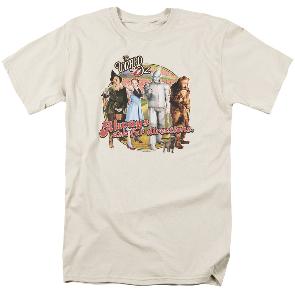 Directions Wizard of Oz T-Shirt