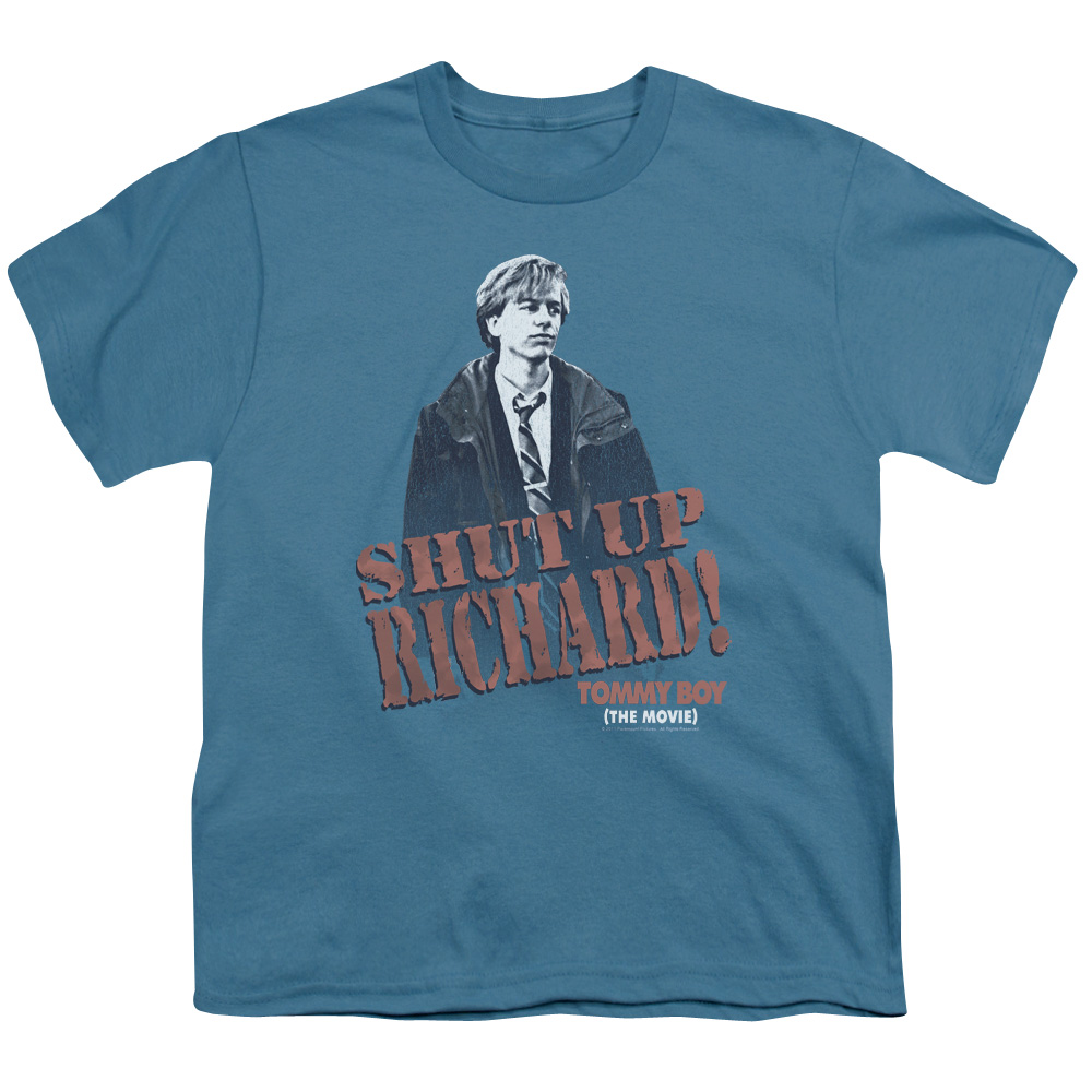 Shut Up Richard Tommy Boy Kids T-Shirt