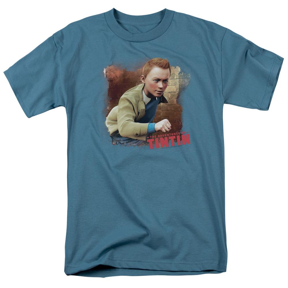Tintin The Adventures Of Tintin T-Shirt