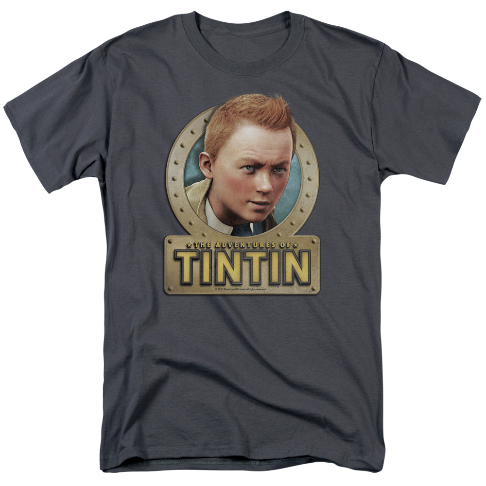 Metal The Adventures Of Tintin