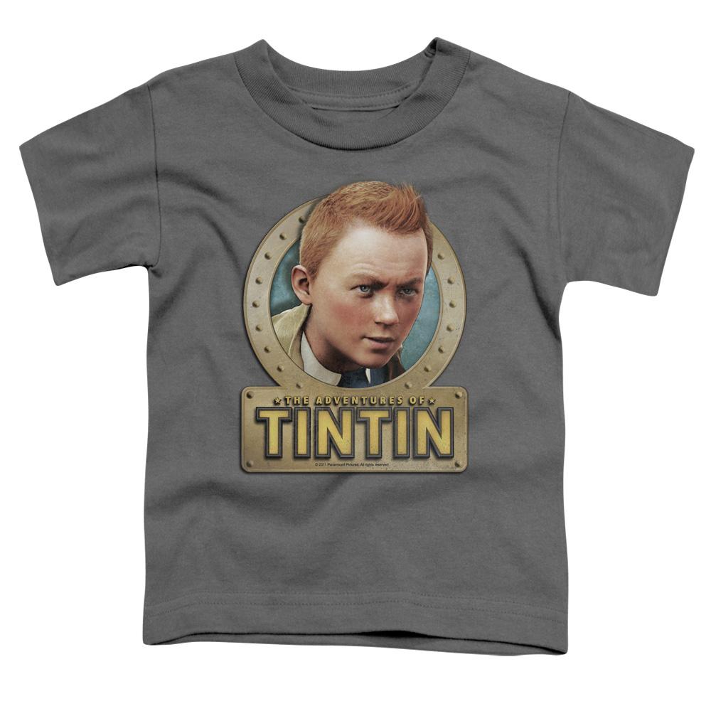 Metal The Adventures Of Tintin Toddler T-Shirt
