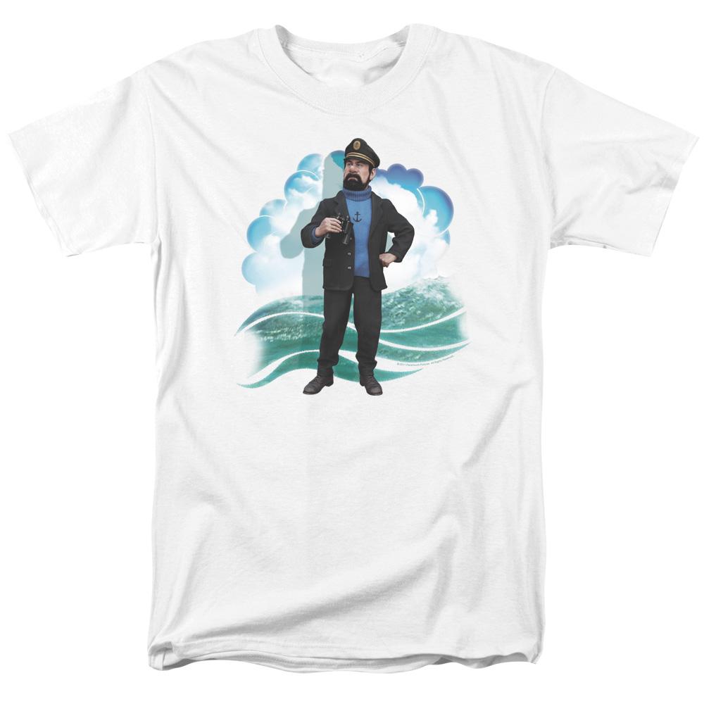 Haddock The Adventures Of Tintin T-Shirt