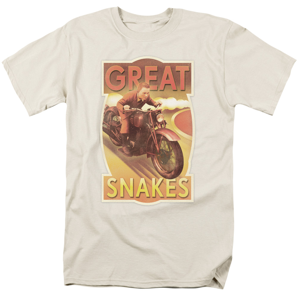 Great Snakes The Adventures Of Tintin T-Shirt