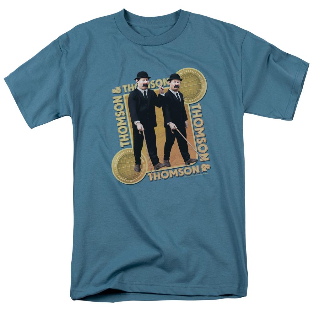 Thompson & Thompson The Adventures Of Tintin T-Shirt