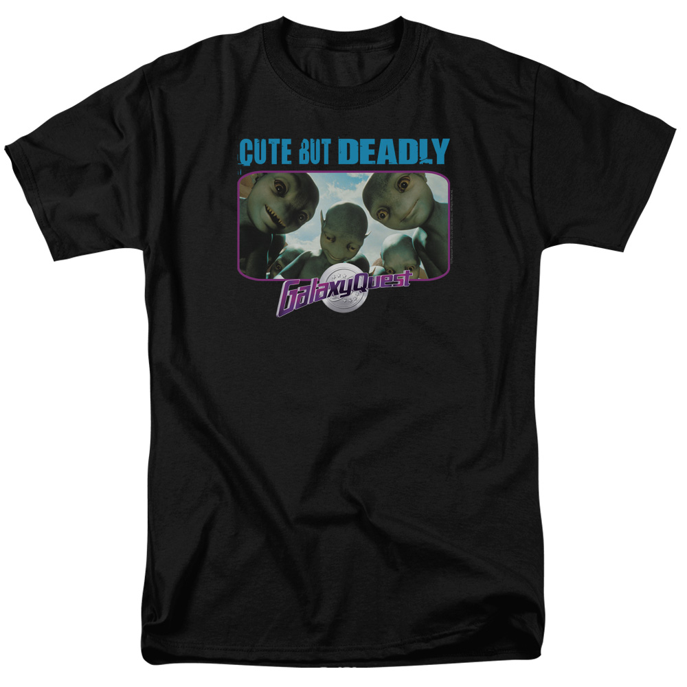 Galaxy Quest Cute But Deadly T-Shirt