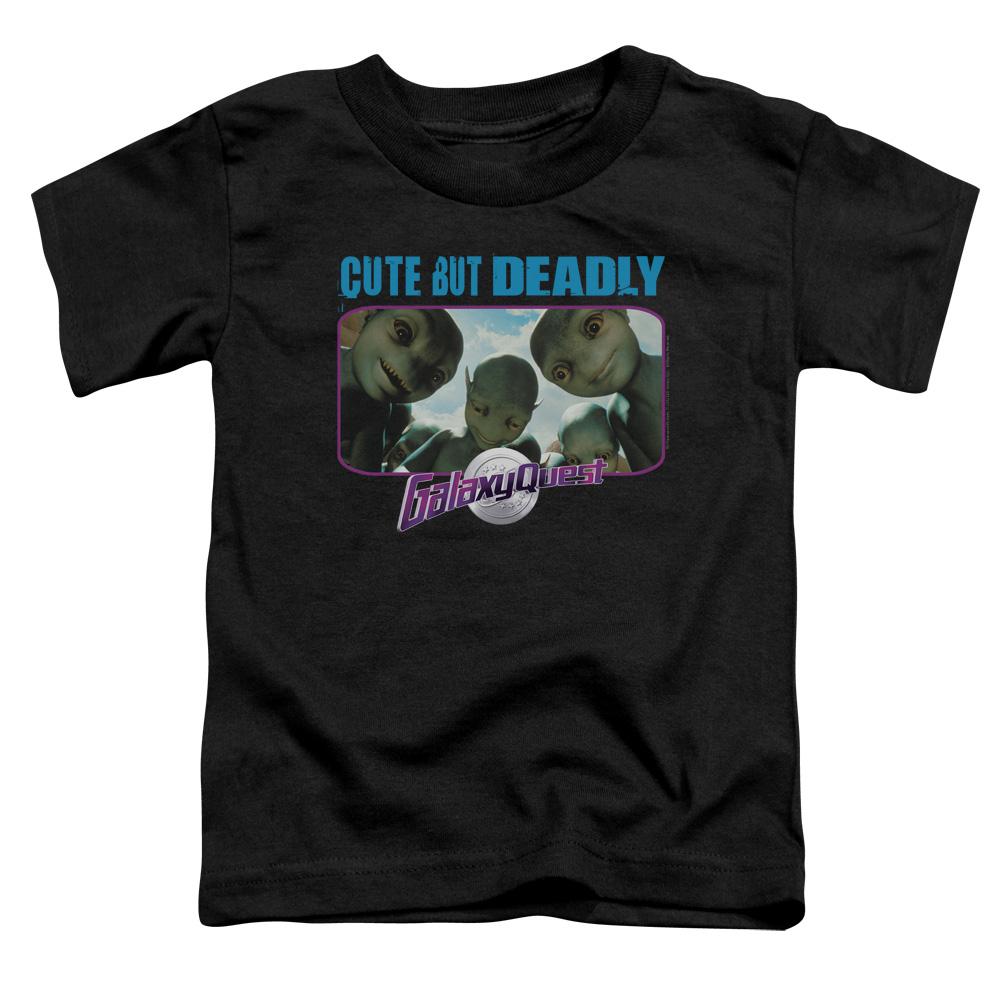Galaxy Quest Cute But Deadly Toddler T-Shirt