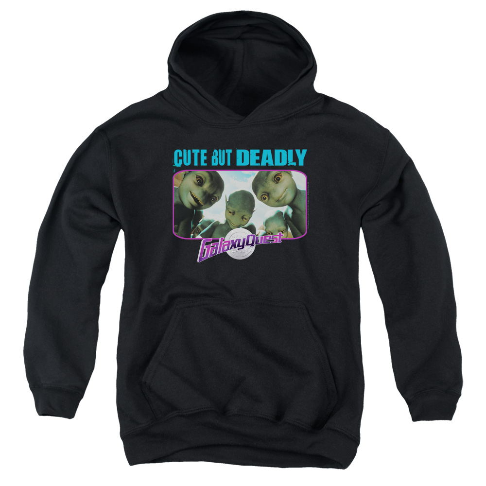 Galaxy Quest Cute But Deadly Kids Hoodie