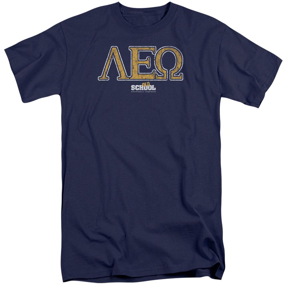 Leo Old School Tall T-Shirt