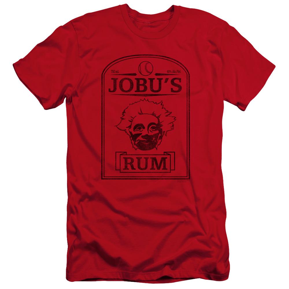 Jobu's Rum Major League Premium Slim Fit T-Shirt