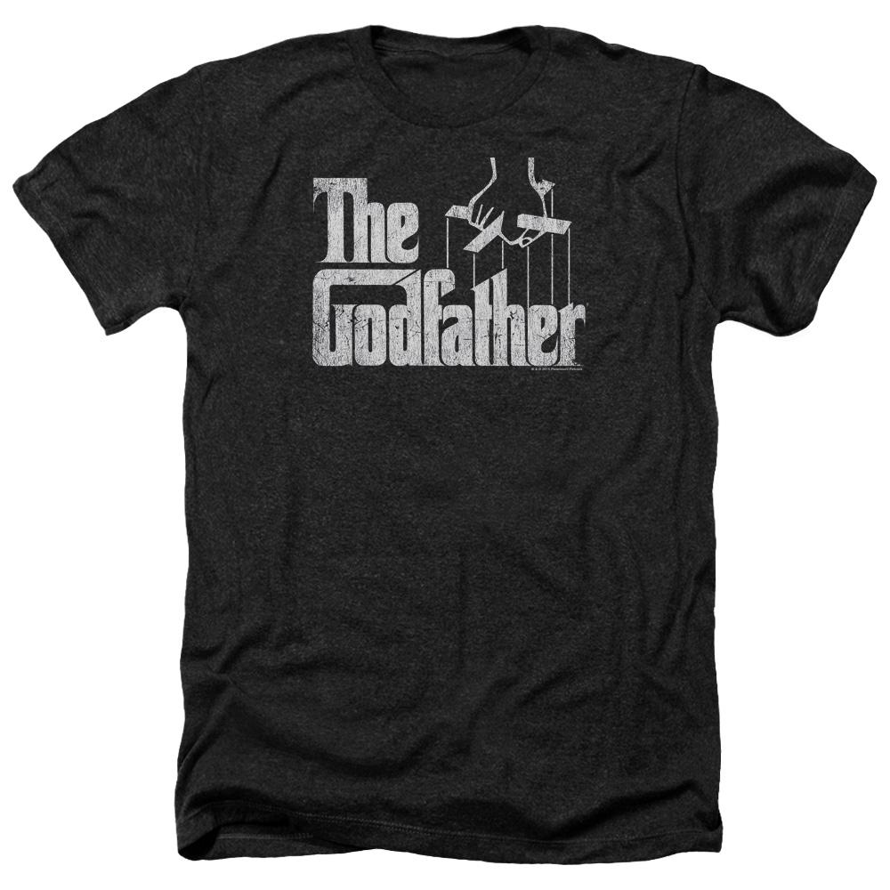 The Godfather Logo Heather T-Shirt