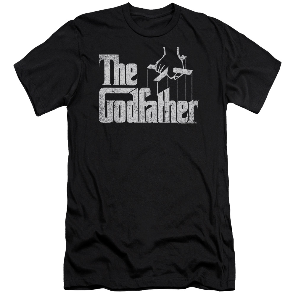 The Godfather Logo Slim Fit T-Shirt