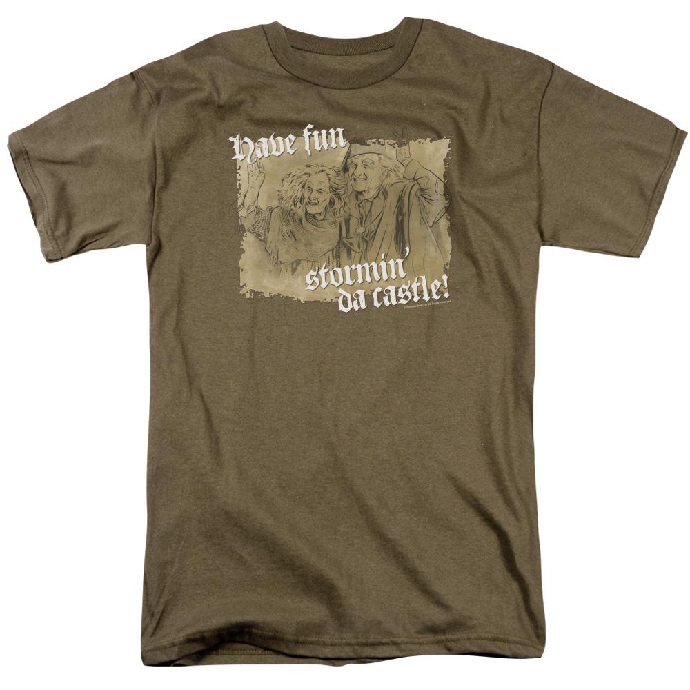 Stormin Da Castle Princess Bride T-Shirt