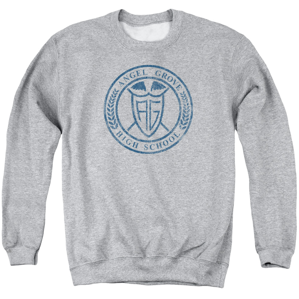 Power Rangers Angel Grove Hight School  Sweater