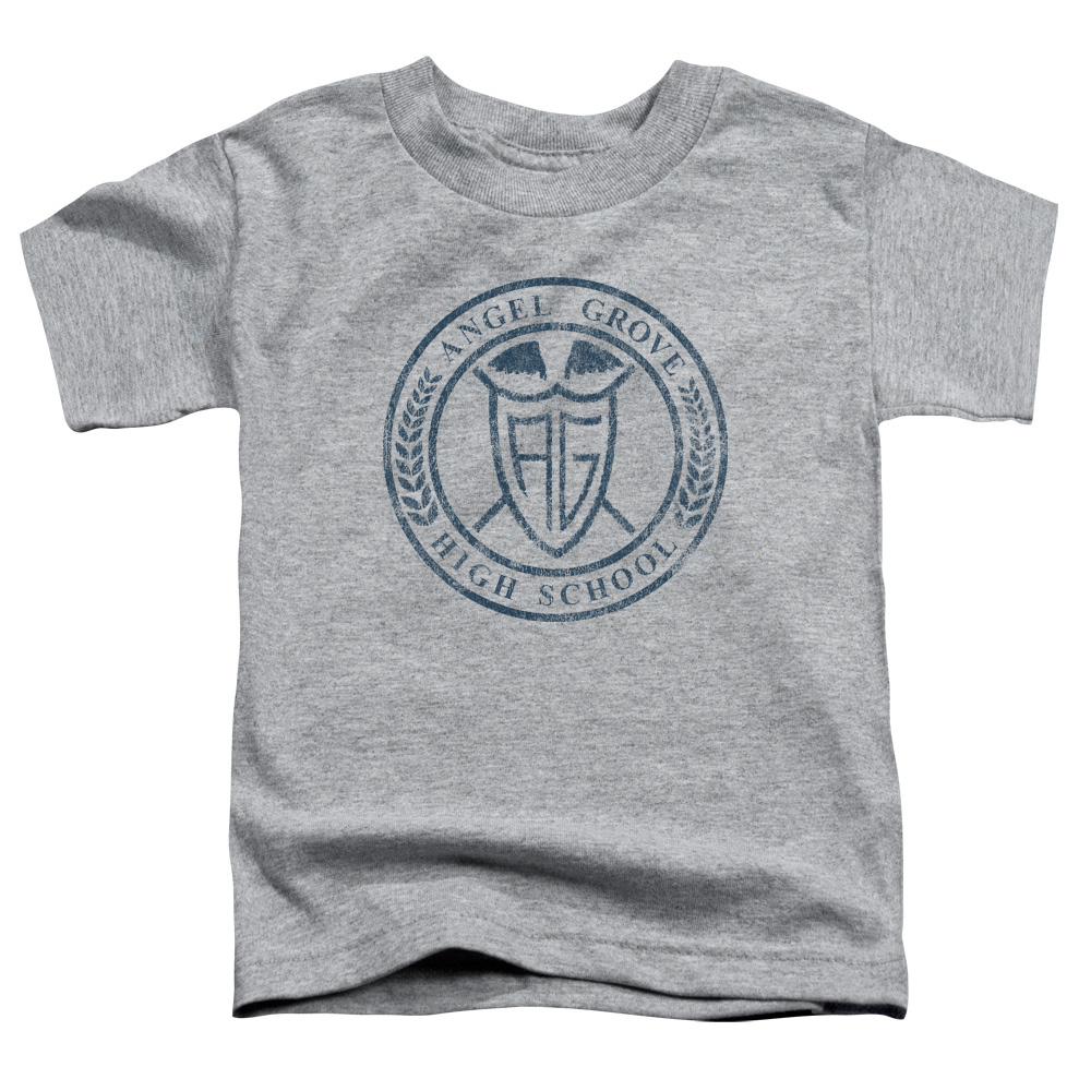Power Rangers Angel Grove Hight School  Toddler T-Shirt