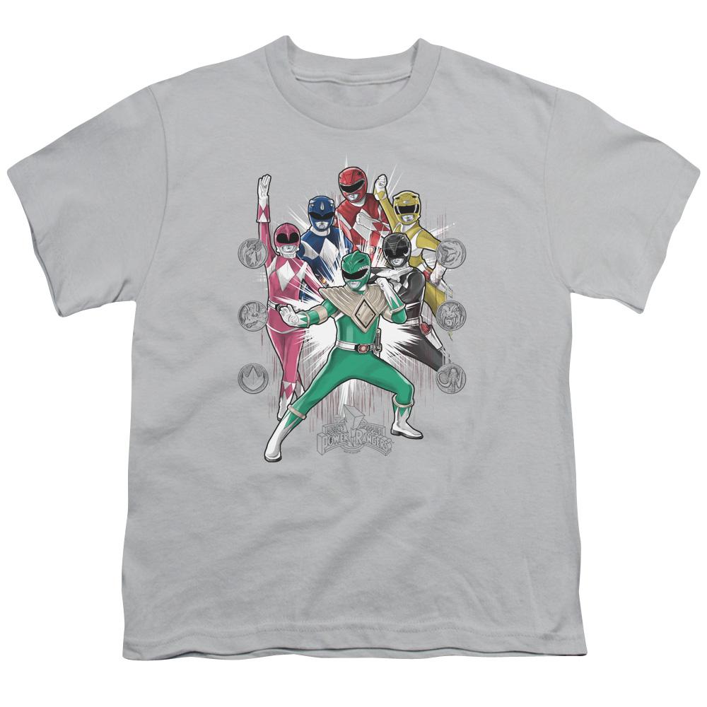 Power Rangers Manga Kids T-Shirt