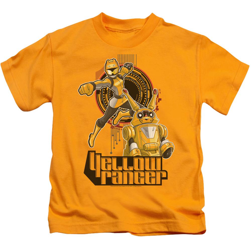 Yellow Ranger Juvy T-Shirt