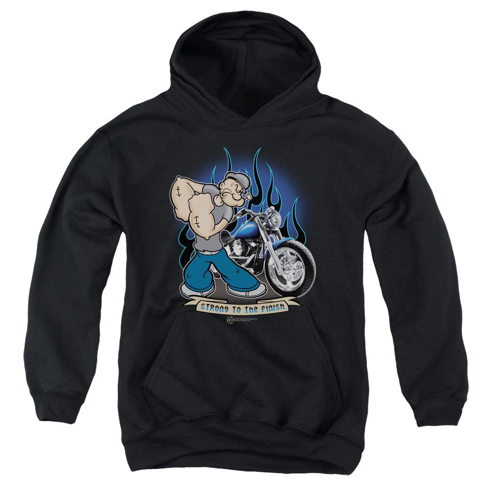 Popeye Biker