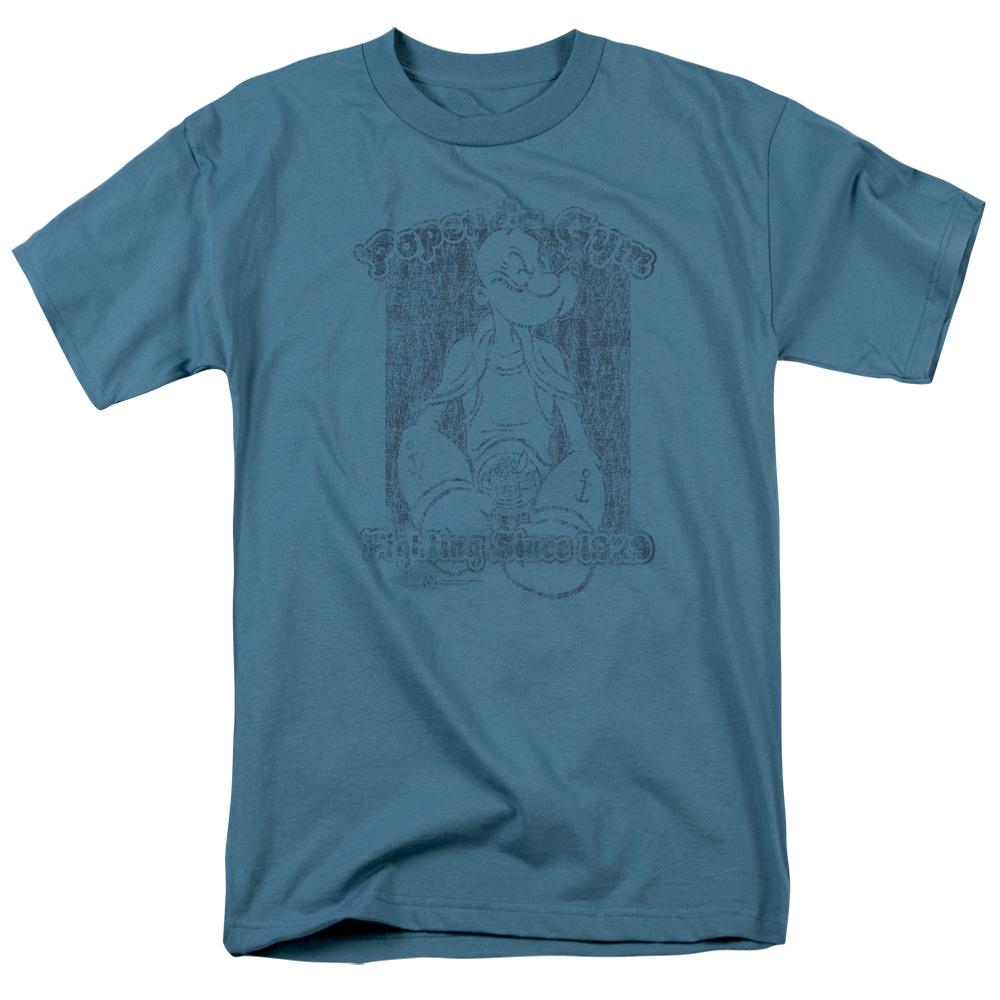 Popeye's Gym Retro T-Shirt
