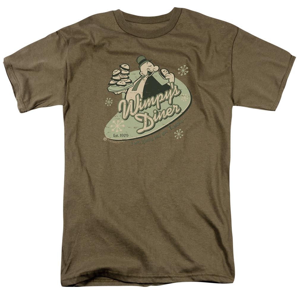 Wimpys Diner T-Shirt