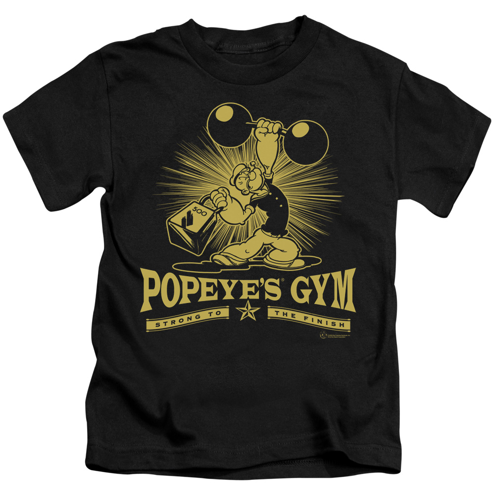 Popeyes Gym Juvy T-Shirt