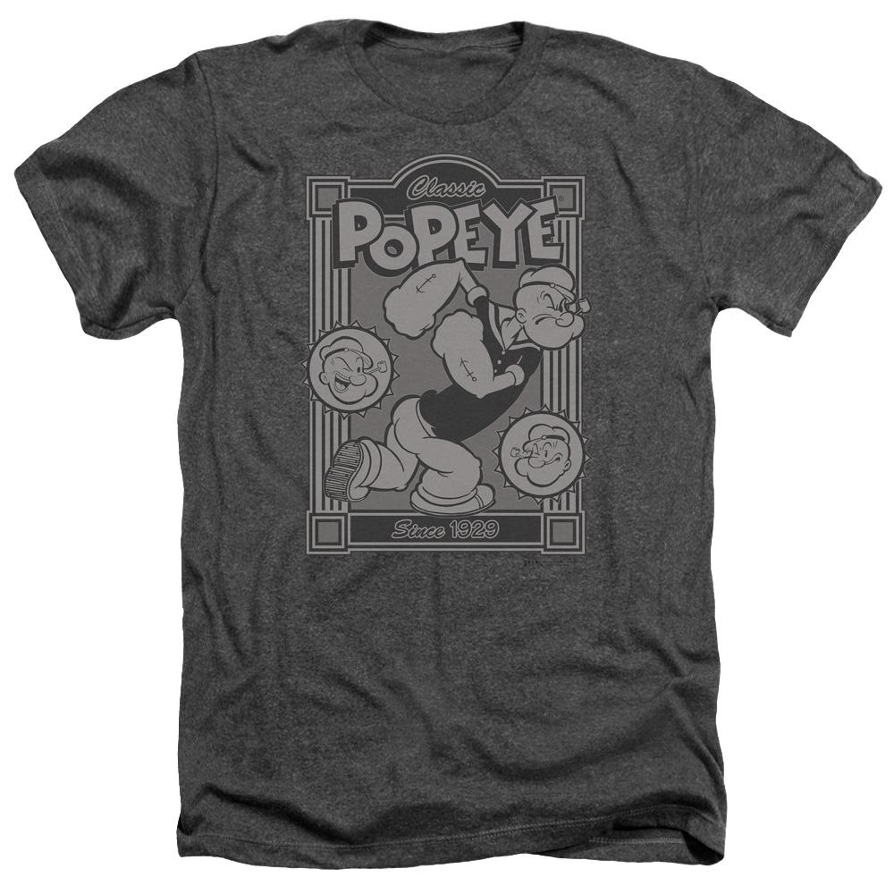 Popeye Classic Heather T-Shirt
