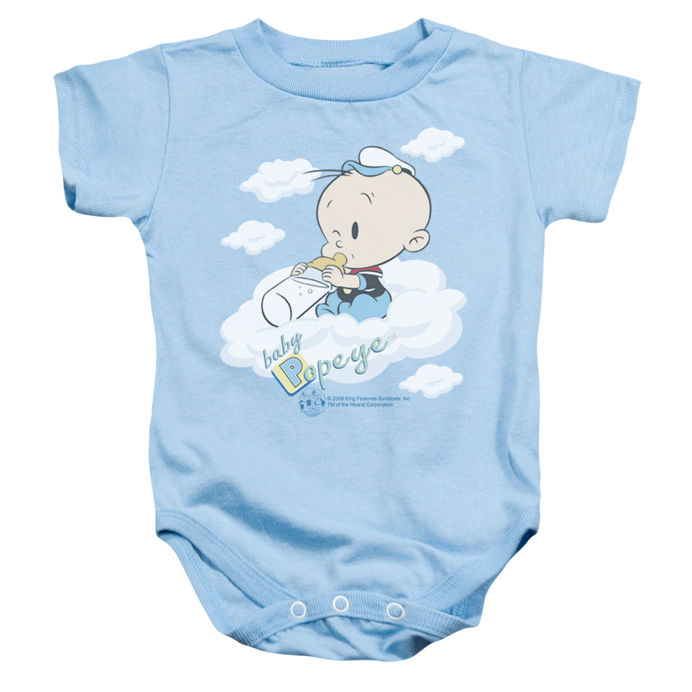 Baby Clouds Baby Bodysuit