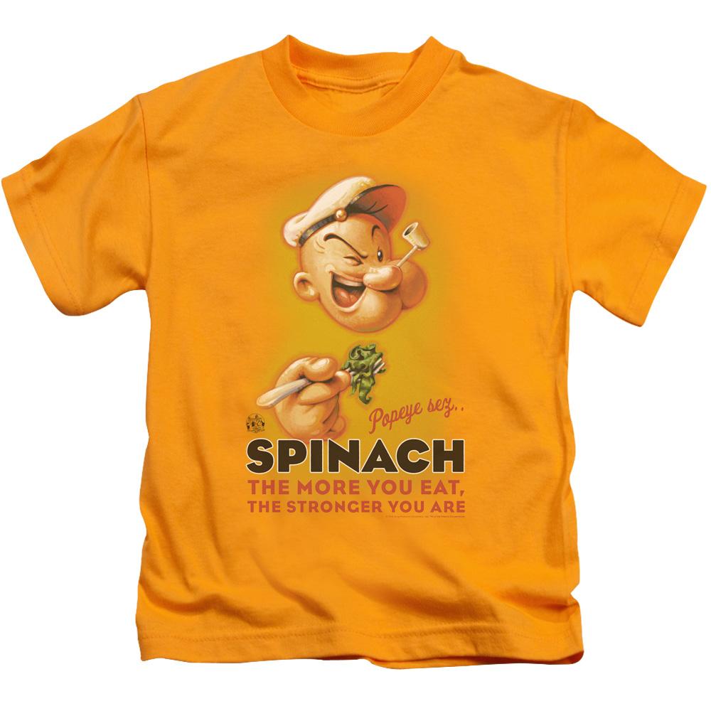 Popeye Spinach Retro