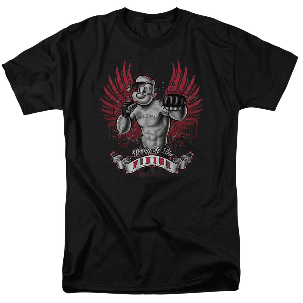 Popeye Undefeated T-Shirt