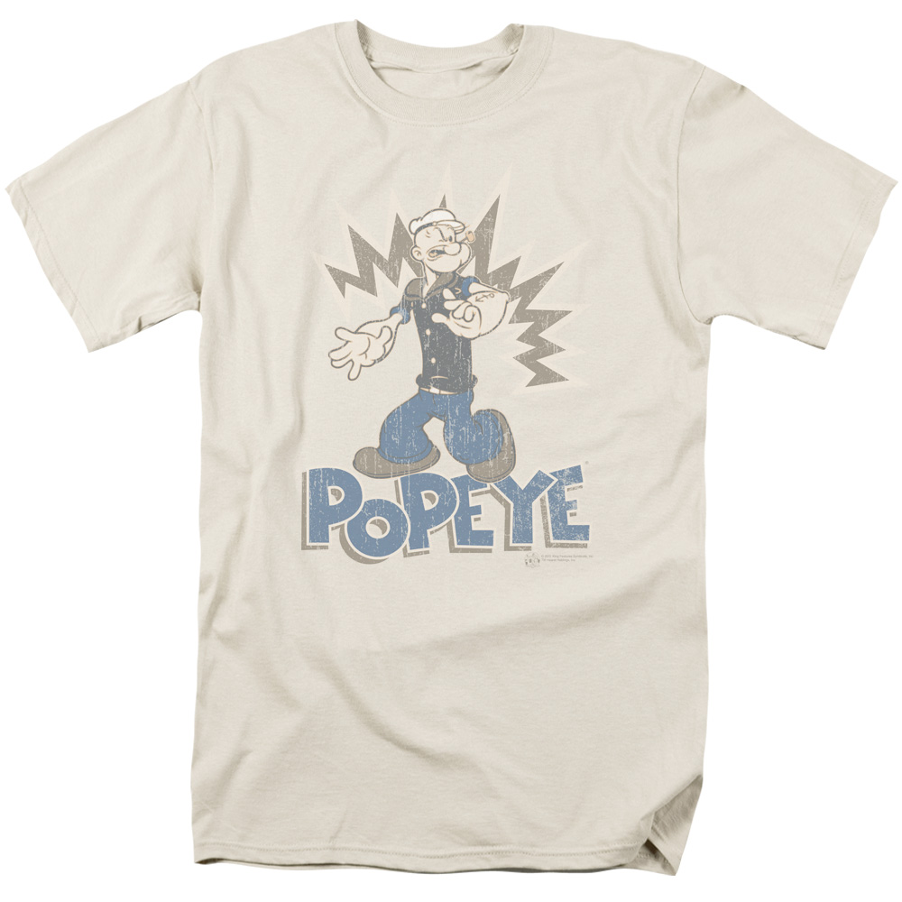 Popeye Sailor Man T-Shirt