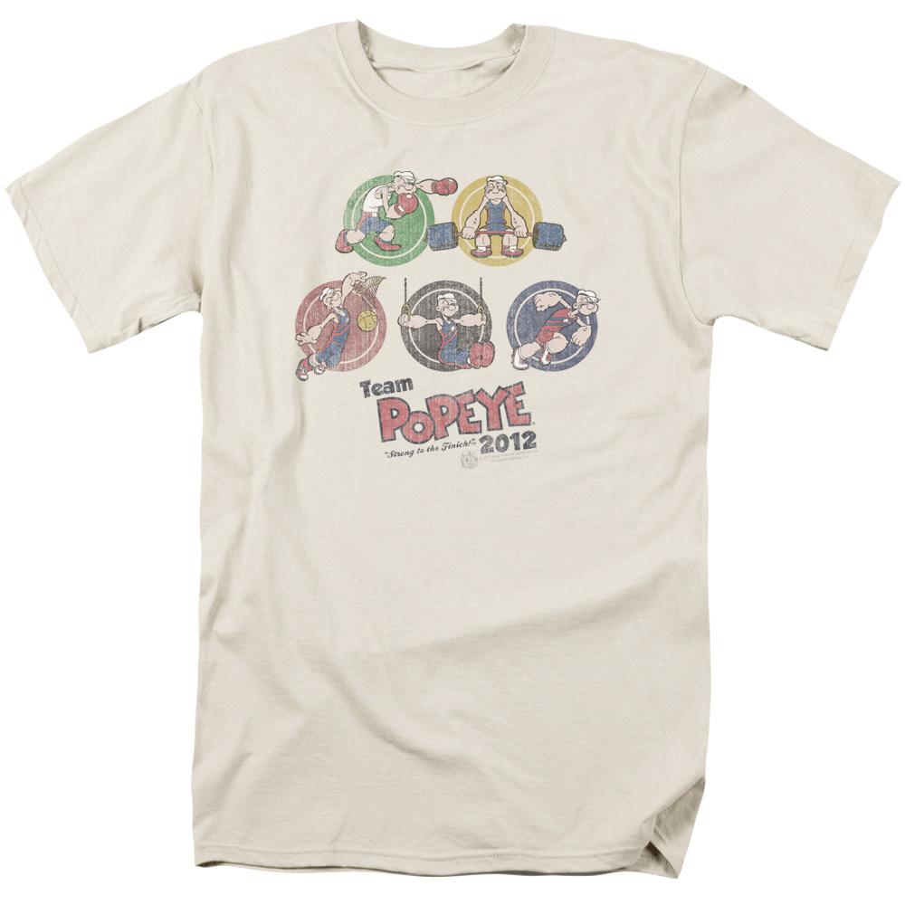 Popeye Team Popeye T-Shirt