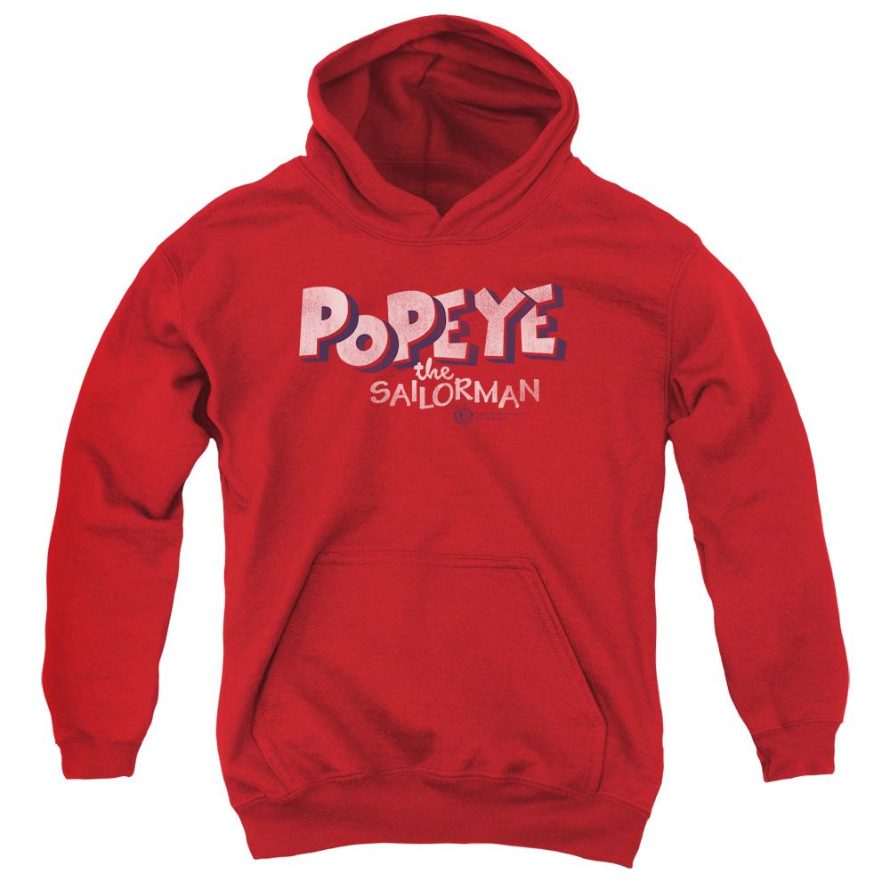 Popeye 3D Logo