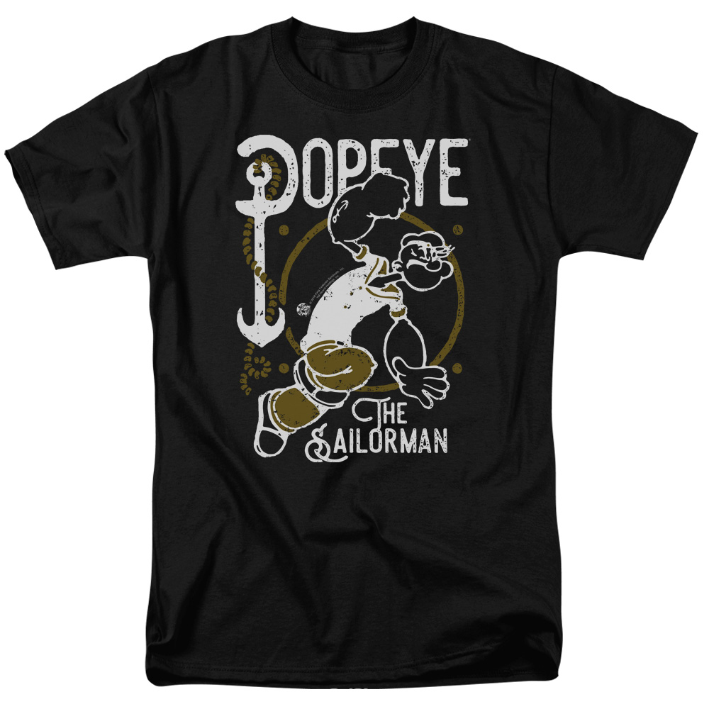Popeye Vintage Sailor T-Shirt