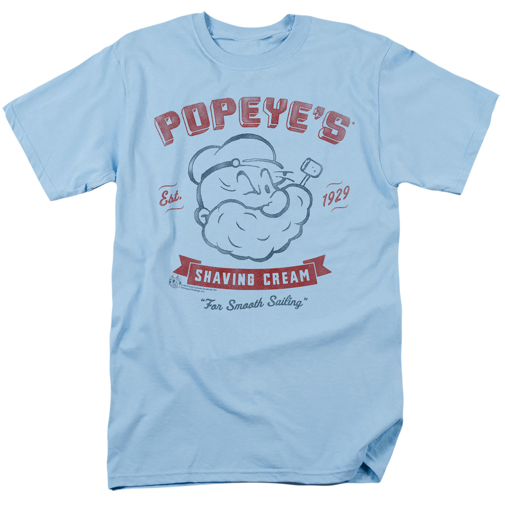 Popeye Shaving Cream T-Shirt
