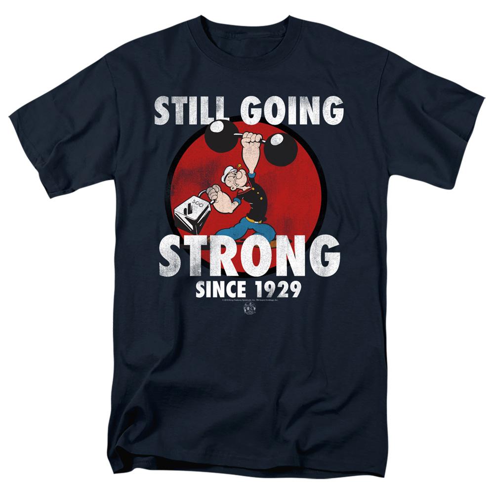 Popeye Still Going Strong T-Shirt