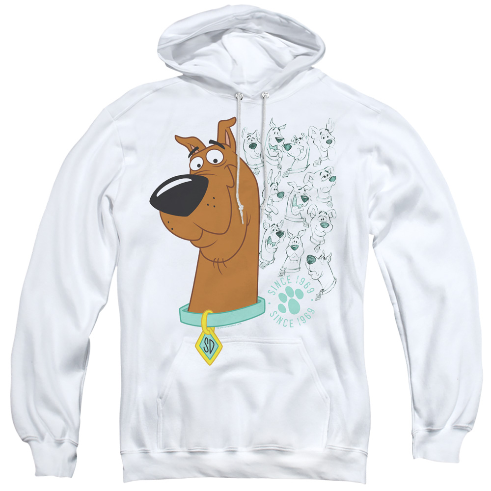 Scooby Doo Pullover Hoodie