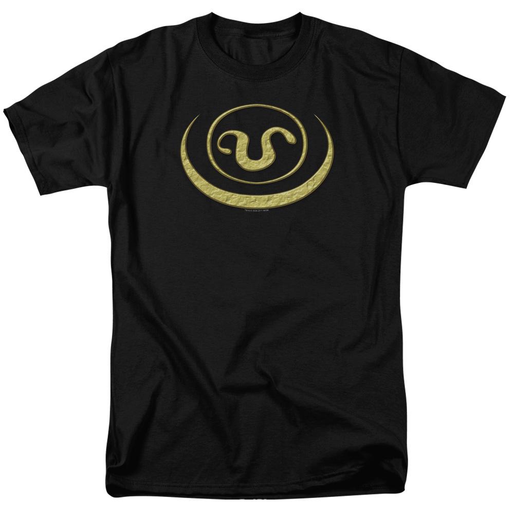 Stargate SG1 Goa'uld Apophis Symbol T-Shirt