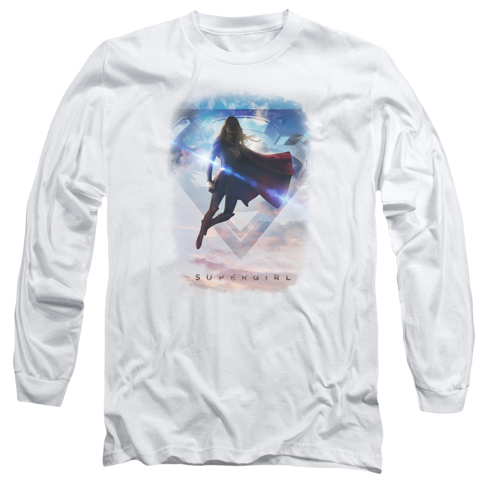 Supergirl TV Series - Endless Sky Long Sleeve Shirt