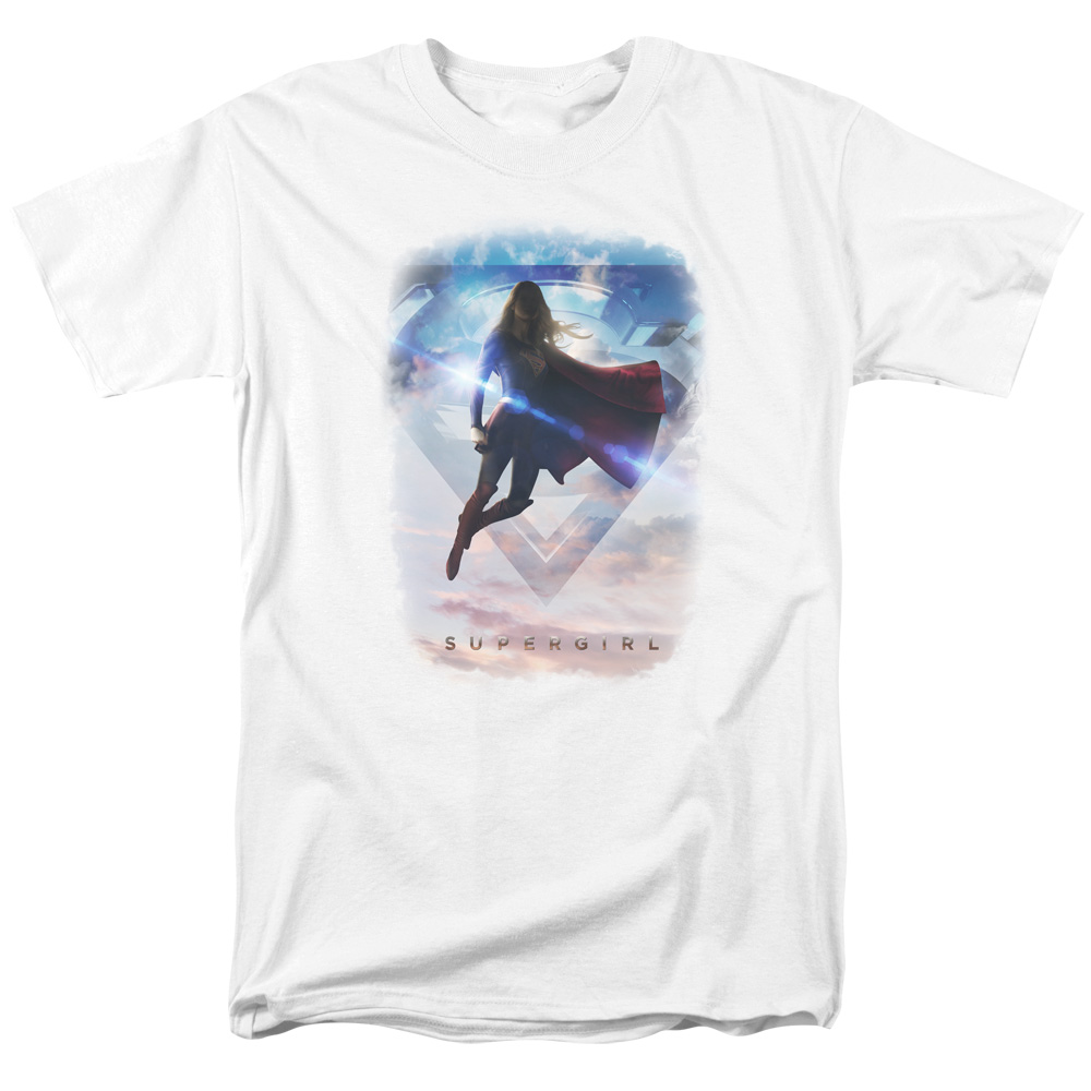 Supergirl TV Series - Endless Sky T-Shirt