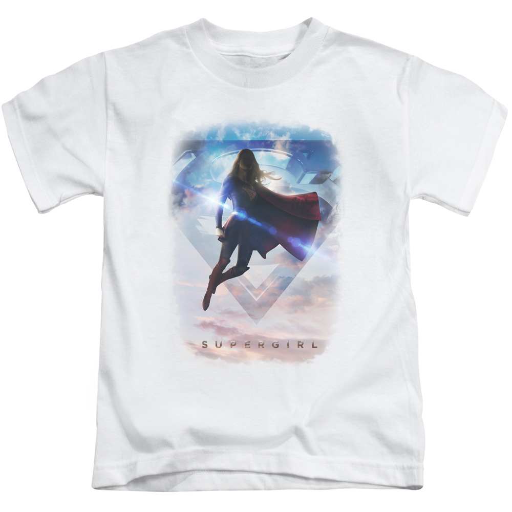 Supergirl TV Series - Endless Sky Juvy T-Shirt