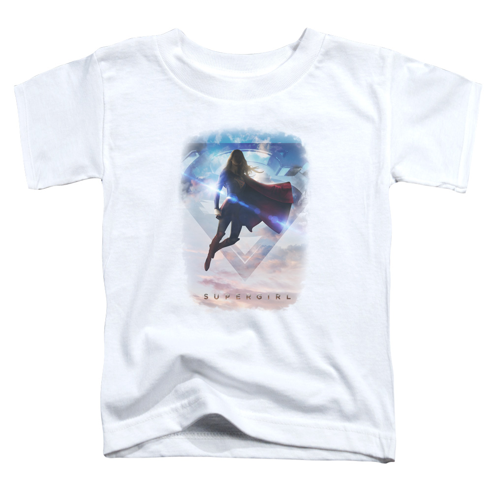 Supergirl TV Series - Endless Sky Toddler T-Shirt