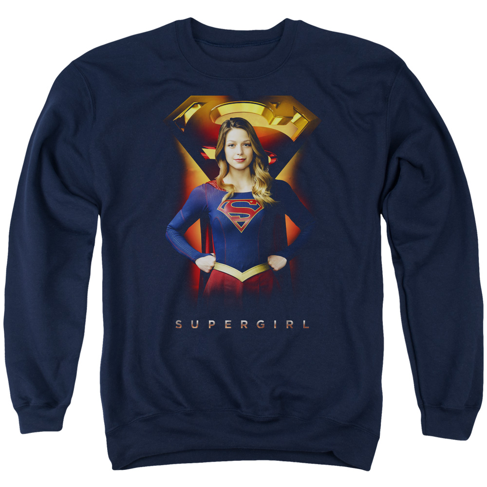 Supergirl TV Series - Standing Sweater
