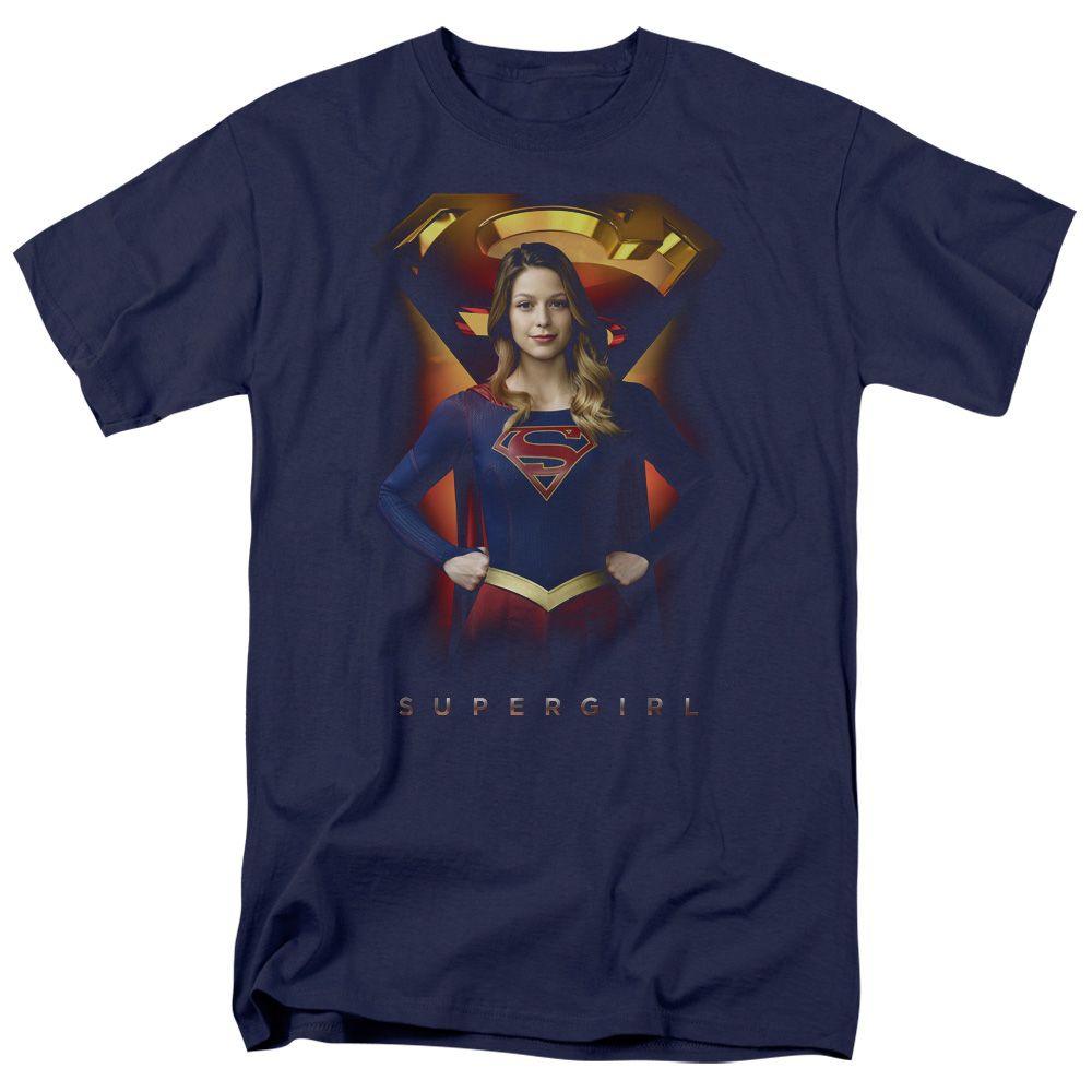 Supergirl TV Series - Standing T-Shirt