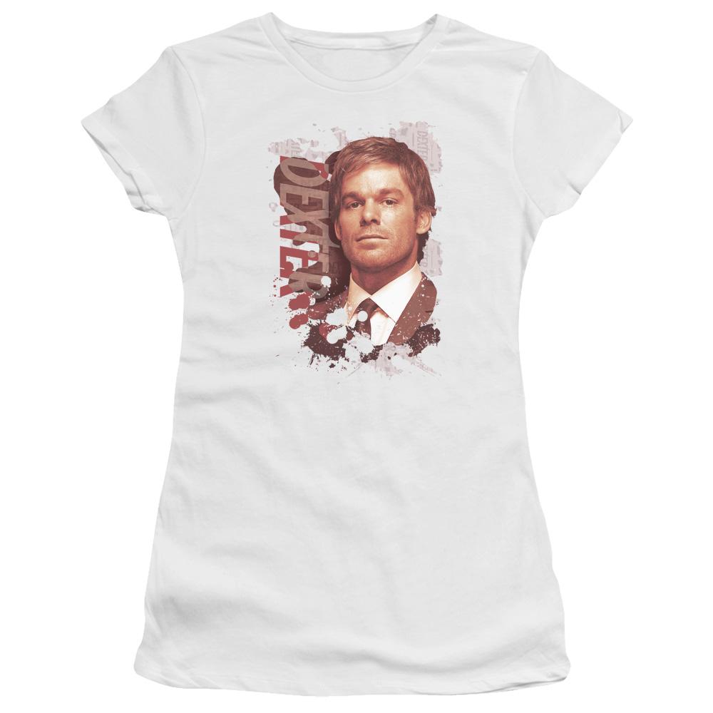 Dexter Splatter Junior Fit T Shirt