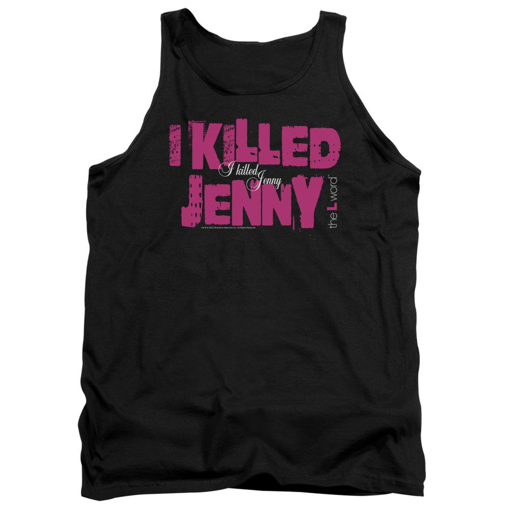 The L Word - Sowtime - I Killed Jenny Tank Top