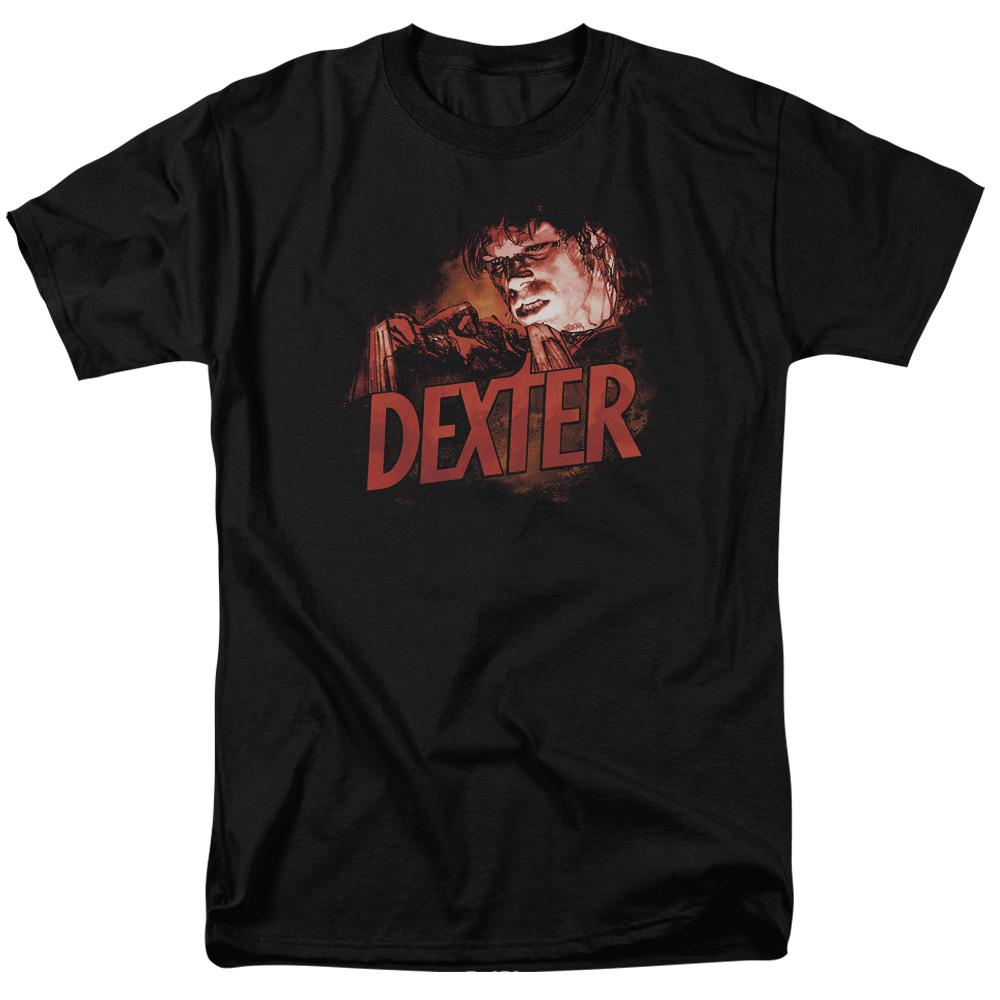 Dexter Drawing T-Shirt