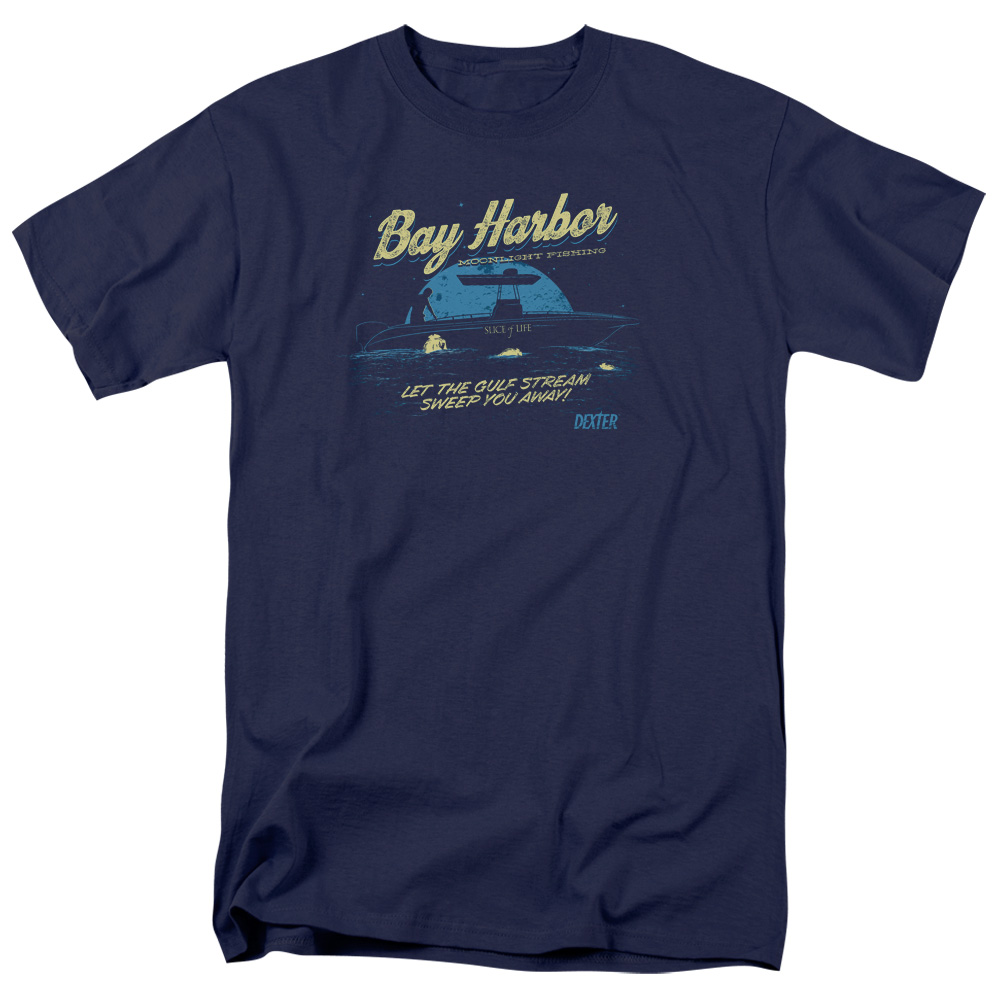 Dexter Moonlight Fishing T-Shirt