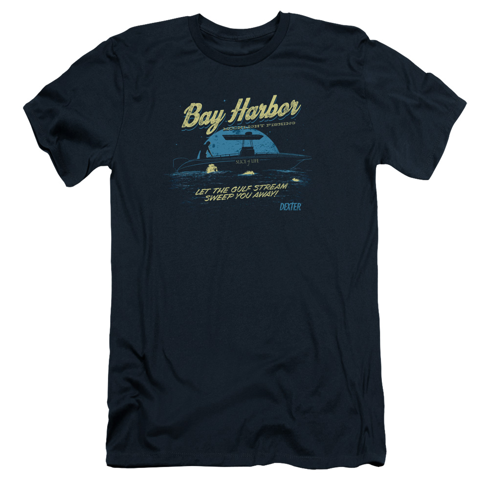 Dexter Moonlight Fishing Slim Fit T-Shirt