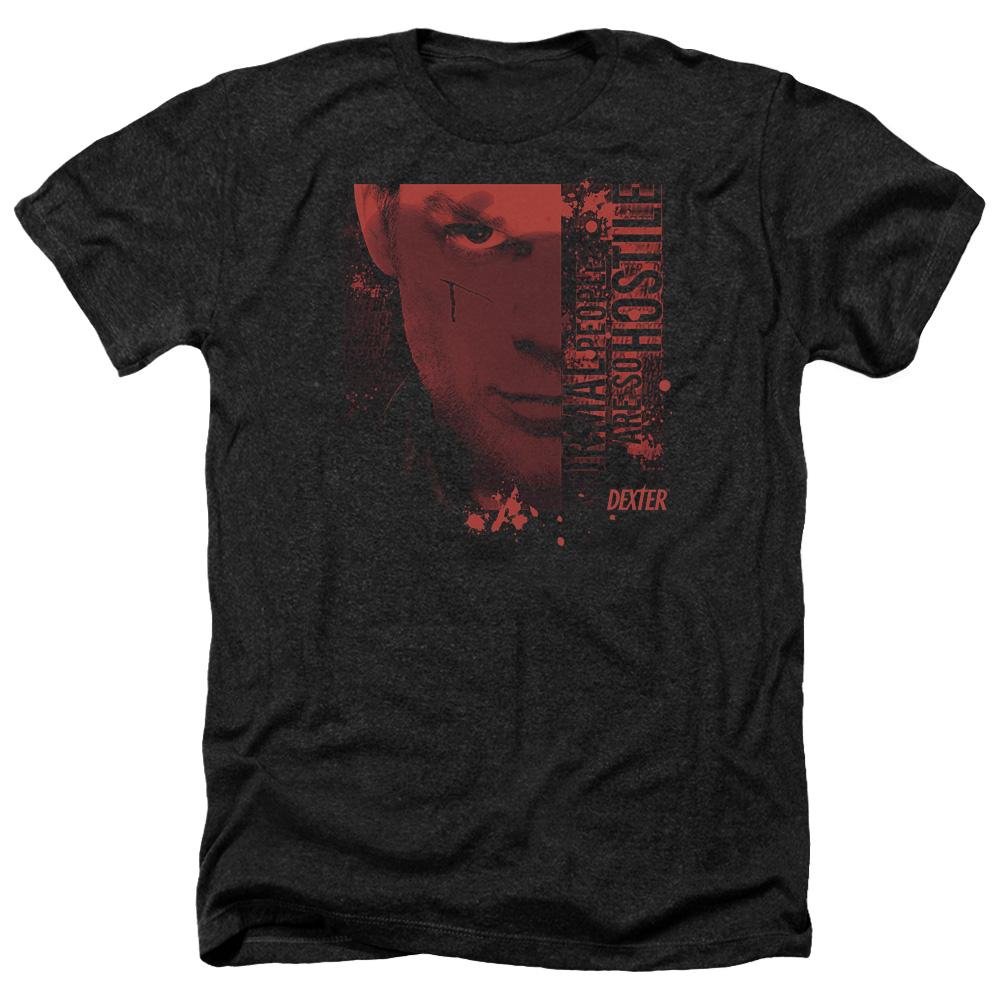 Dexter Normal Heather T-Shirt