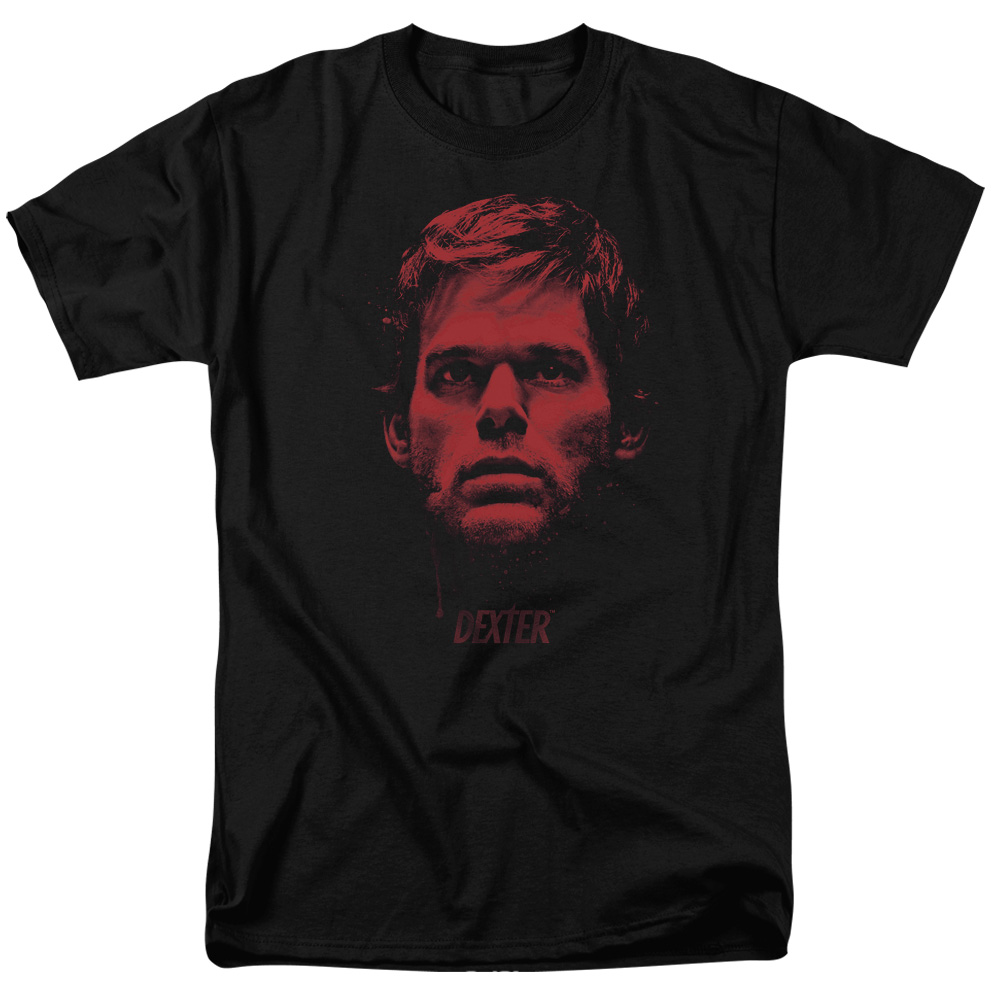 Dexter Bloody Face T-Shirt