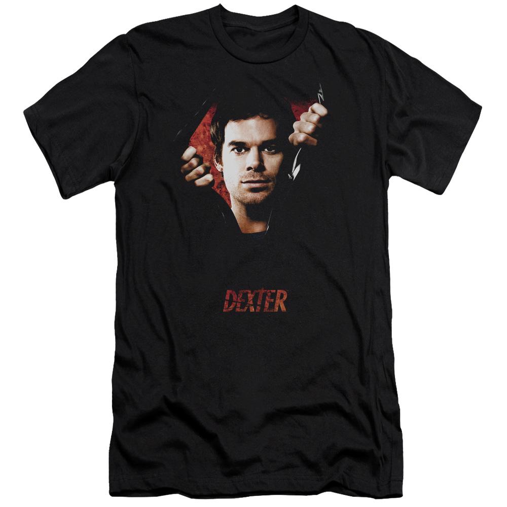 Dexter Body Bag Premium Slim Fit T-Shirt